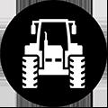 Producenter af udstyr til landbrug